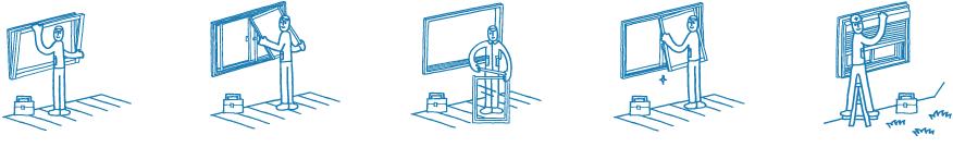 窓リフォームの方法 お住まいにあわせた窓プランで簡単施工の快適リフォーム