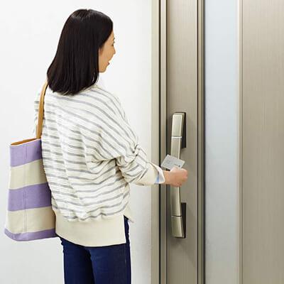 玄関ドア D30 アルミドア