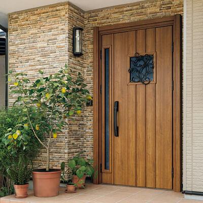 ドアリモ 玄関ドア D30 断熱ドア/防火ドア